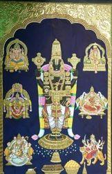 Tirupati with Ganesh Durga Lakshmi Saraswathi