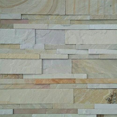 Stone Natural Wall Cladding Tile Rs 68 Square Feet Star