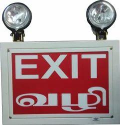 Industrial Backlight Emergency Light