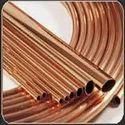 Copper Plain Tubes
