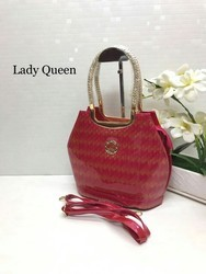 Leather Branded Purse