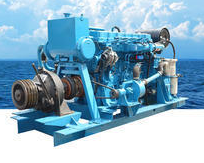 Ashok Leyland Marine Engine (172 hp to 360 hp) - Maa Sitala