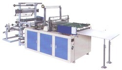 Plastic Cutting And Sealing Machine