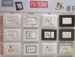 Noble Switches, Switch Size: 1 Module