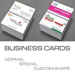 Laminated Business Card