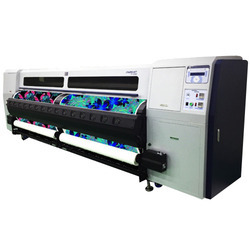 Transfer Paper and Fabric Dye Sublimation Hybrid Printer, Model Name/Number: FT-3204X