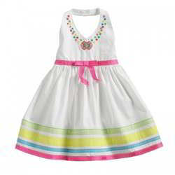 Girls Party Frock Dress