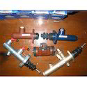 Tractor Wheel & Master Cylinders