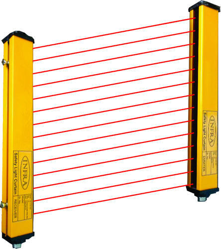 Safety Light Curtains At Rs 7000 Set