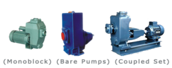 Dewatering Centrifugal Pumps