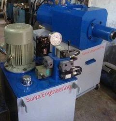 En 31 SURYA Rebar Pressure Forging Machine, 7.5, 415 V