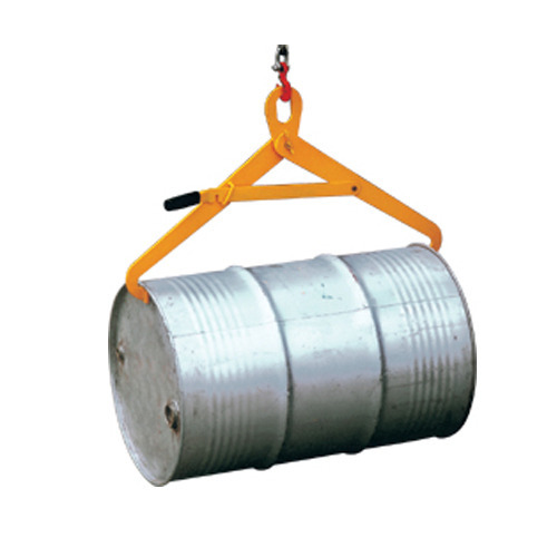Drum Handling Equipment - Hydraulic Drum Lifter Manufacturer from Noida