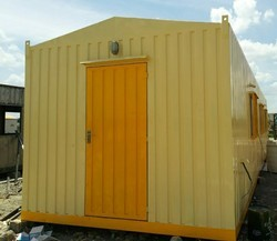 Portable work station Cabins
