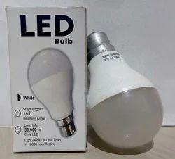 Cool daylight Solar LED Bulb LED Bulb, Base Type: B22, Type of Lighting Application: Indoor lighting