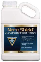 Rust-Oleum Nano Shield Advance Satin Floor Finish