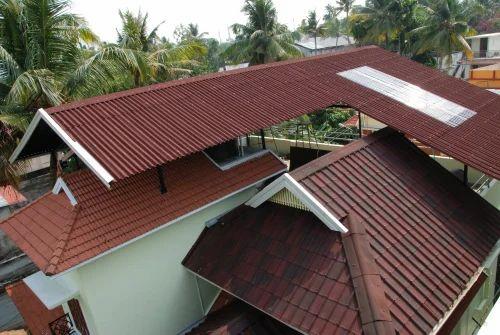 Bituminous Sheet Onduline Terrace Roofing Sheet Rs 45