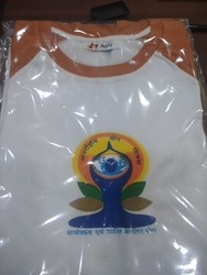 Yoga Day T Shirt