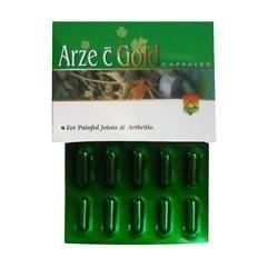 Arzee C Gold Cap