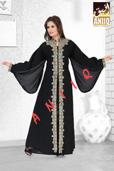 Muslim Jalabiya Kaftan