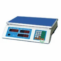 Electronic Price Computing Jewellery Scale