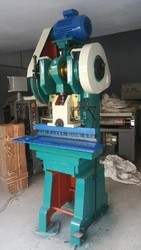 Single Stock Clutch Type Power Punching Machine