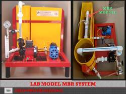 Manual Lab Scale Membrane Bio Reactor (MBR)