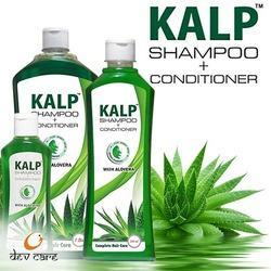 Kalp Herbal Shampoo and Conditioner