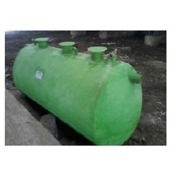 Sewage Treatment Package Tank