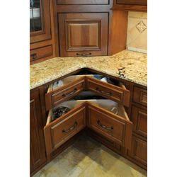 kitchen corner cabinets rasoi ke kone ke cabinet latest price