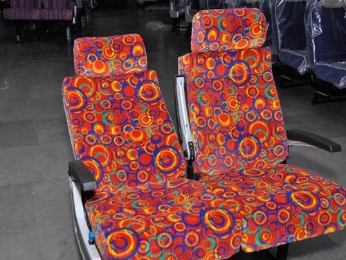 Luxury Bus Seats Comfortable Bus Seats Manufacturer From Greater Noida