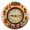 Rare Collection Hindu Mythology Wall Clock