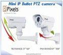 Pixels Mini IP PTZ Camera