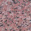 Rossy Pink Granite Stone, Thickness: 15-20 Mm