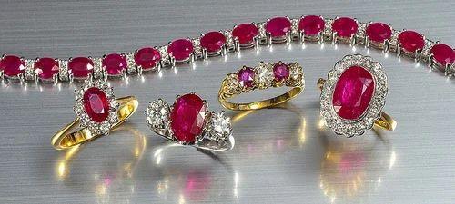 Certified Natural Gemstone Jewellery