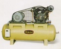 8 Bar 34.6 Cfm Real 5 Hp Single Stage Air Compressor With Tank, 249