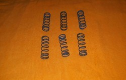 papl Clutch Spring Set Of 6 Ape, for Domestic