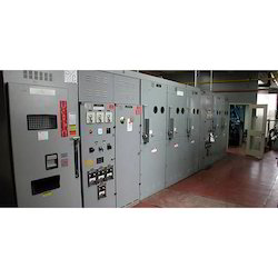 Silo Control Panels