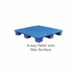 Mat Surface Pallet