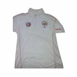 White Cricket T-Shirt