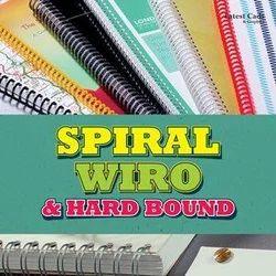 Spiral Binding Service