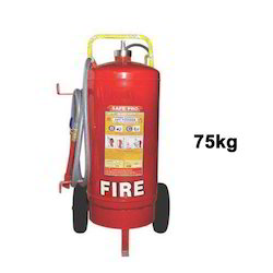 75 Kg Higher Capacity Fire Extinguishers