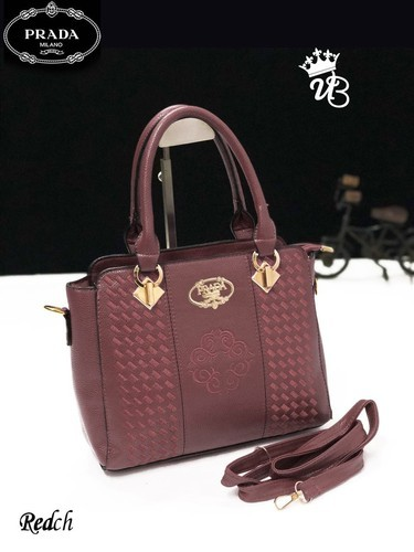 13cede9d6 Leather Combo Bag