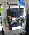 Kawachi Car Back Seat Multi Pocket Storage Organizer Holder - K374