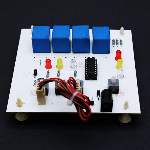 Electronics Engineering Projects - Automatic Gate Control