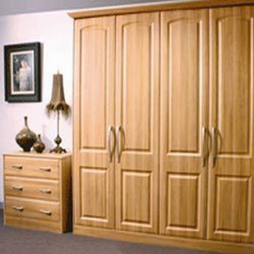 Wooden Wardrobe Stylish Wooden Wardrobe Manufacturer from Delhi