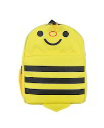 Yellow Bee Small School Bag