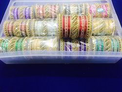 Wedding Stone Designer Bangles