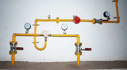 Commercial Gas Pipe Fitting Gas Pipe Line Fitting