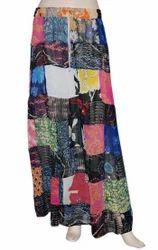 Latest Model Fashion Long Skirt