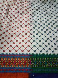 Panel Printed Garments Kurtis Fabric